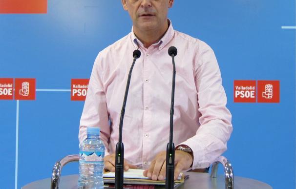 Cecilio Vadillo presentará mañana su candidatura a la Secretaría General del PSOE en Valladolid