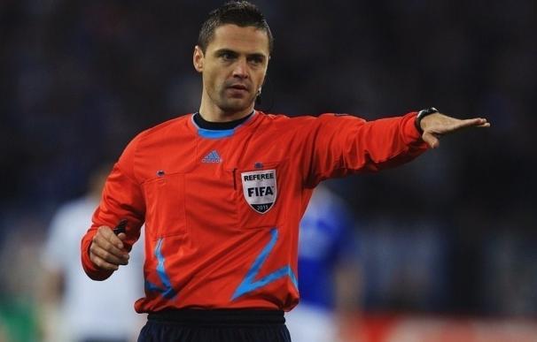 El esloveno Skomina dirigirá el Barcelona-Juventus y el serbio Mazic, el Roma-Atlético