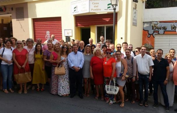 Entrena propone la creación de un plan integral de igualdad de género para el PSOE de Granada