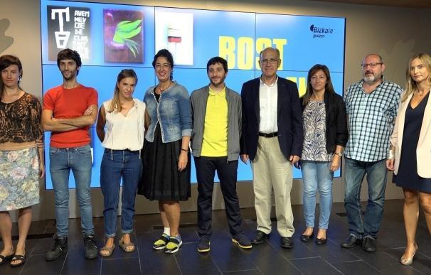 Bosteko 2017 llevará el arte contemporáneo a cinco municipios vizcaínos en su vigésima edición