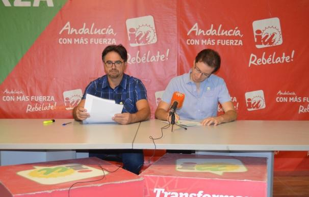 IU renovará sus coordinadores en al menos tres provincias andaluzas mientras otros tres aspiran a repetir en el cargo