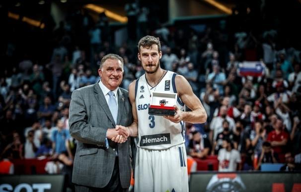 Goran Dragic renuncia a la selección eslovena tras ganar el oro europeo