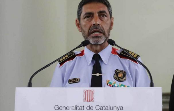 El juez ordenó a Trapero que evacuara a los guardias asediados en Barcelona