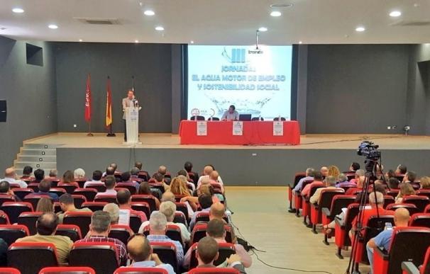 """FICA-UGT reclama un """"marco regulatorio único"""" para el sector del agua en España"""