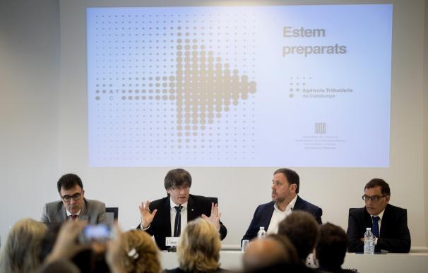 Cataluña estrecha el control sobre las salidas de contribuyentes a otras CCAA