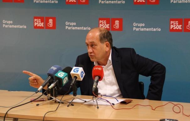 """El PSdeG pedirá un informe jurídico al Parlamento para ver """"cómo defenderse"""" de la """"bofetada"""" del veto sobre la AP-9"""