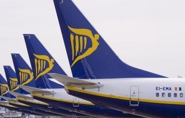 La sanción a Ryanair por la suspensión de vuelos podría llegar a 4,5 millones