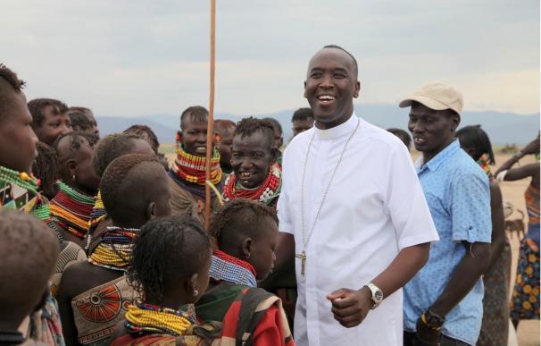 """El obispo de Lodwar (Kenia): """"La comunidad internacional no debe ignorar la realidad terrible de los refugiados"""""""
