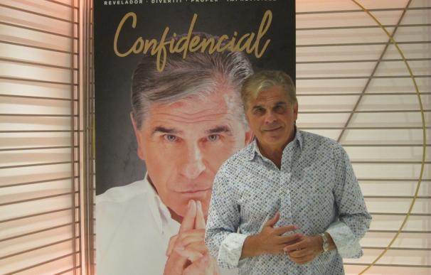 """Pedro Ruiz protagonizará un espectáculo de confidencias """"como en salón de casa"""" en el Casino"""
