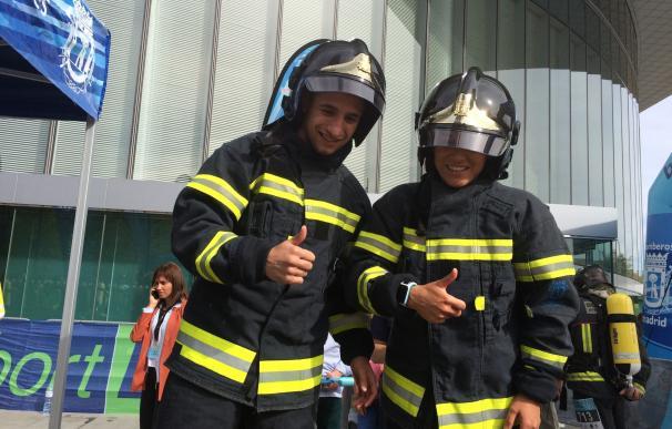 """Madrid convoca primeras pruebas a bombero con criterio de igualdad entre sexos con """"bajada leve"""" en pruebas físicas"""