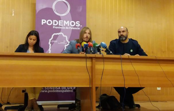 Podemos reclama el corredor Palencia-Valladolid- Medina del Campo através de una PNL avalada en los datos de la línea