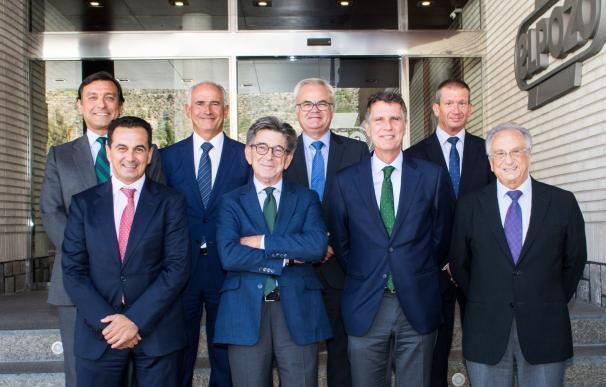 ElPozo Alimentación acoge la reunión del consejo consultivo de la territorial este de Banco Sabadell