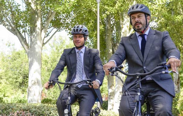 La Comunidad incorpora al programa de Rutas Verdes el trazado entre Príncipe Pío y Boadilla del Monte
