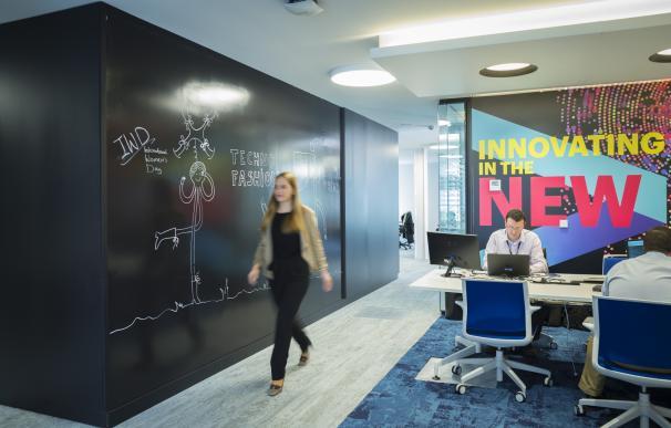 Accenture inaugura sus nuevas oficinas en el edificio La Rotonda de Barcelona