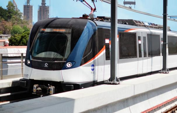 Acciona y FCC, entre las candidatas para construir la línea 3 de Metro Panamá