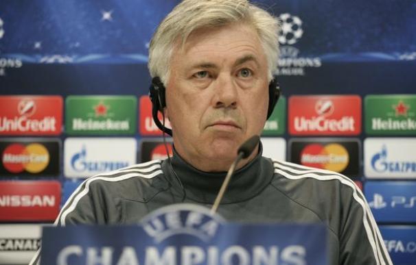 Carlo Ancelotti, cesado como entrenador del Bayern.