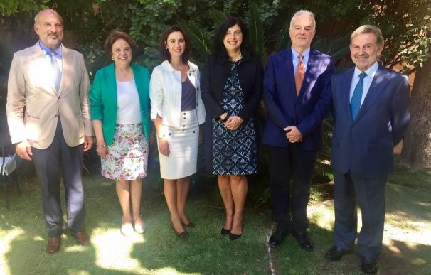 La embajadora de Eslovenia en España destaca la motivación de las empresas de su país por entrar en Andalucía