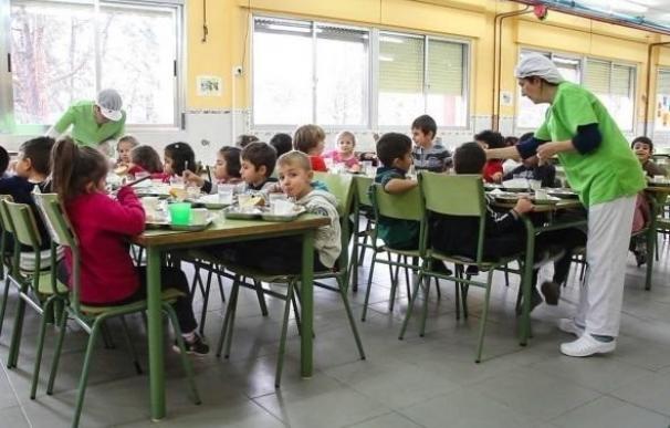 La calidad primará por encima del precio en la licitación del nuevo contrato de servicio de comedor escolar