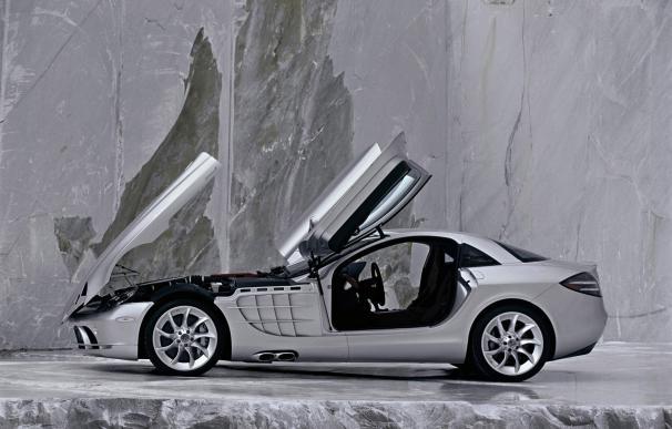 Mercedes-Benz SLR McLaren Roadsterde