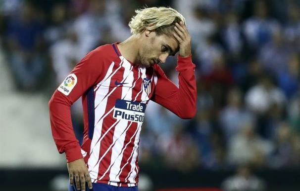 El Atlético no puede con el Leganés