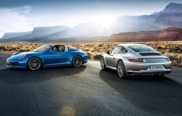 Porsche crece en España, pero se frena en verano
