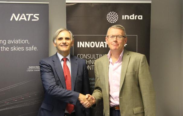 Indra logra un contrato con el proveedor de navegación aérea de Reino Unido NATS