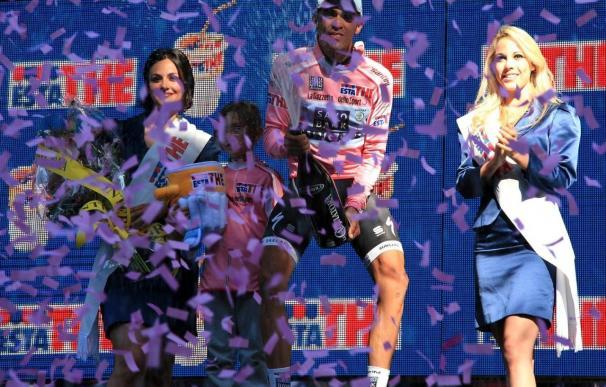 Alberto Contador asciende al segundo puesto del ranking mundial de la UCI