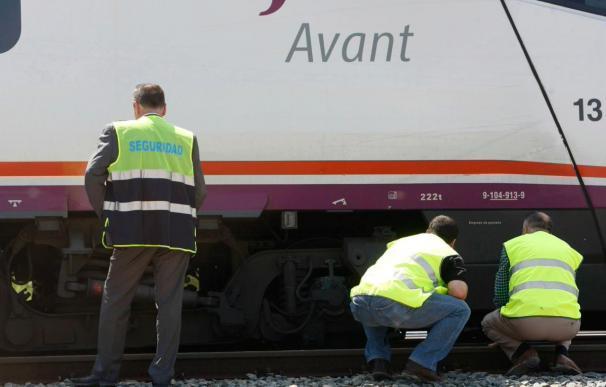 Restablecido el tráfico ferroviario por una de las vías del AVE en Calatayud