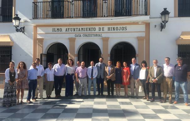 Junta avanza el diseño de una estrategia conjunta para aprovechar el potencial turístico del entorno de Doñana