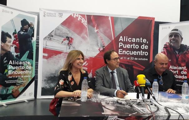 Alicante Puerto de Salida 2017 crea un programa participativo, educativo y lúdico para la Volvo