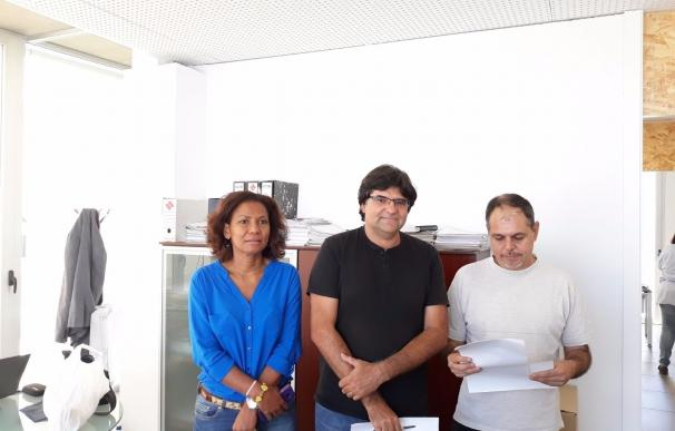 Pavón asumirá Limpieza y Domínguez Cooperación en una reestructuración de las concejalías de Guanyar