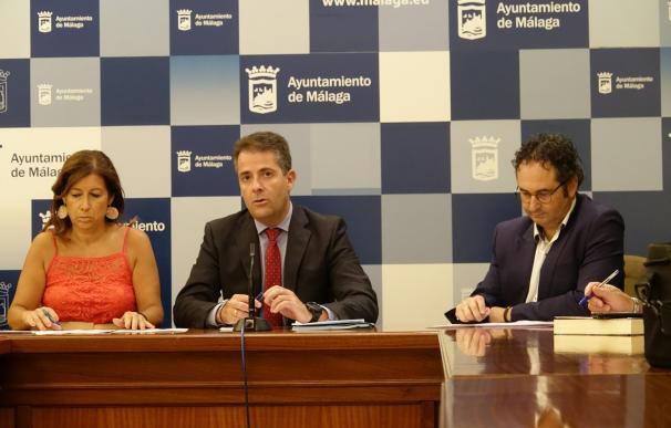 El Ayuntamiento de Málaga destina casi cuatro millones al acondicionamiento de colegios y entornos escolares