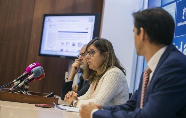 Los castellano-manchegos podrán conocer online información sobre altas hospitalarias o la ficha vacunal