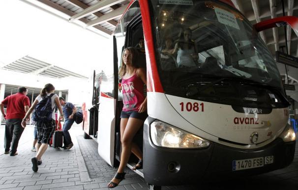 Unos 12.000 viajeros afectados por la huelga de Auto Res, que podría ser indefinida
