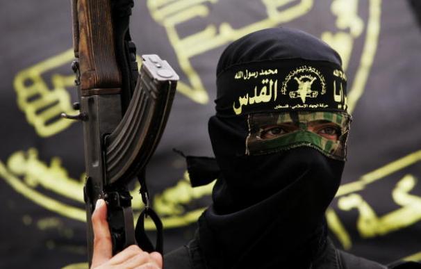 Terrorista yihadista del Estado Islámico
