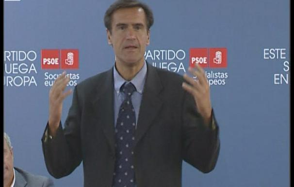 """López Aguilar: """"No saldremos de la crisis pisando cabezas"""""""