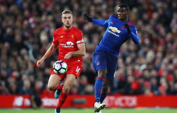 De Gea sostiene al United en un partido para olvidar ante el Liverpool