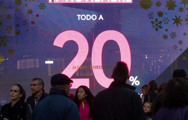 Las buenas cifras del 'Black Friday' consolidan la tradición en España