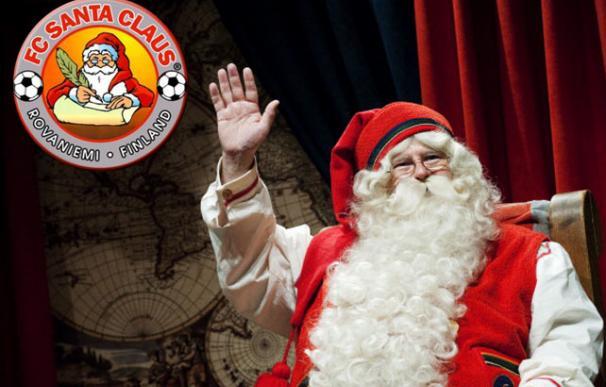 La historia del FC Santa Claus, el equipo de Papá Noel que ya es famoso en China / La Información.