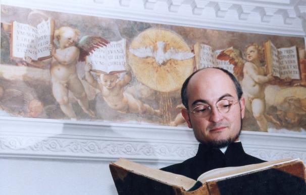 Jose Antonio Fortea fue exorcista en Madrid y ahora se dedica a escribir libros.