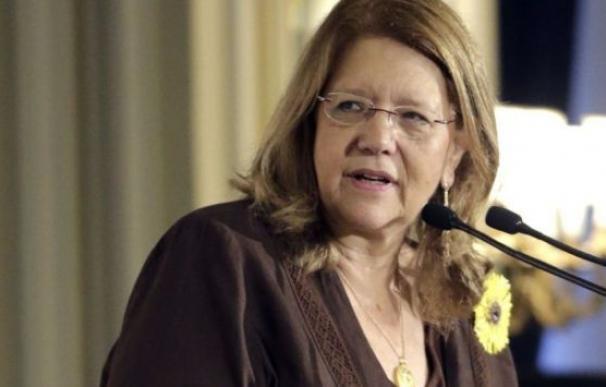 Elvira Rodríguez, presidenta de Tragsa / EFE