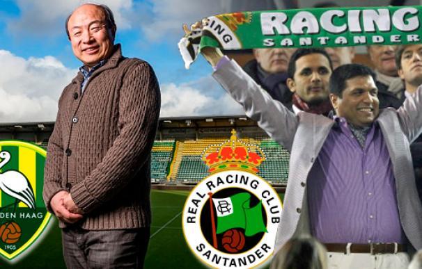 Wang Hui emula a Ali Syed en el Racing de Santander y deja al ADO Den Haag en crisis / La Información.