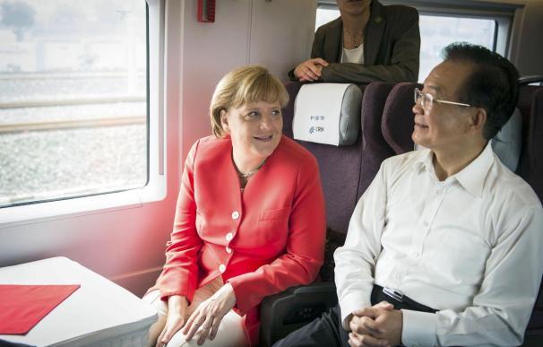 Angela Merkel visita China por sexta vez (Getty Images)
