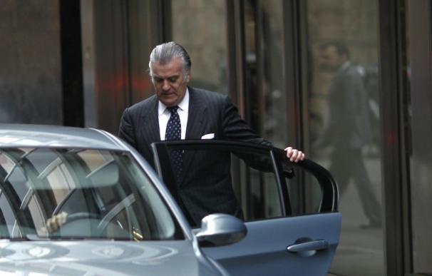 Luis Bárcenas, extesorero del PP, ahora en prisión preventiva.
