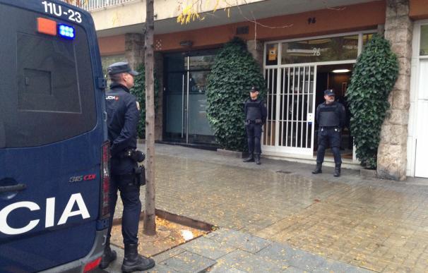 El primogénito de Pujol sale del piso barcelonés del expresidente tras el registro