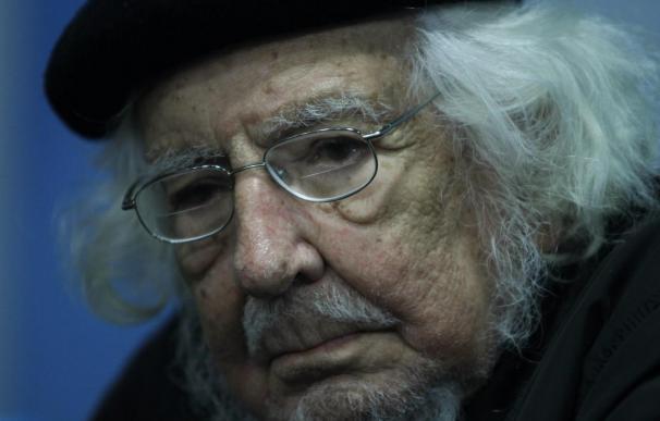 El poeta Ernesto Cardenal inicia en México la celebración de sus 90 años