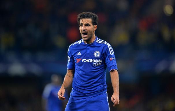"""Fàbregas denunciará a Pat Nevin, quien dijo que prefería """"perder antes que ganar"""" para Mourinho / AFP."""