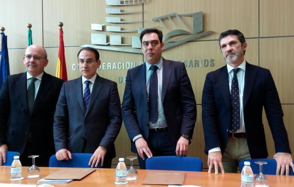 CEA y ATA Andalucía firman un acuerdo de integración para fortalecer la representación empresarial andaluza