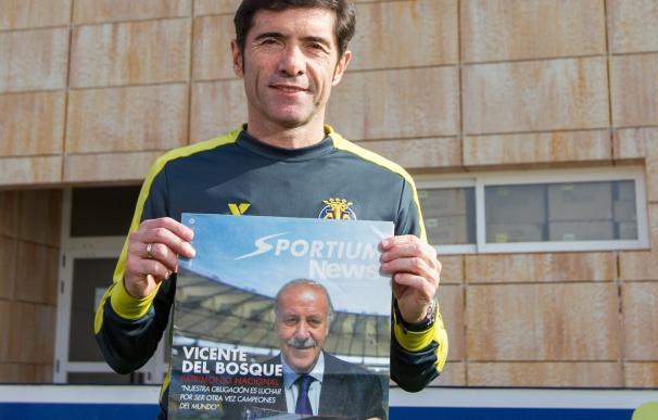 "Marcelino García: ""Me encantaría ser seleccionador algún día"""