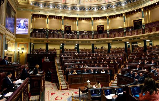 El Gobierno se queda solo en el Congreso para aprobar sus medidas de recorte